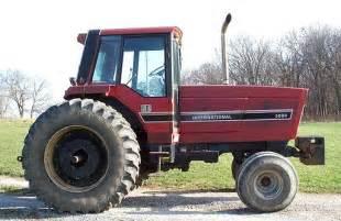 tracteur IH 5088