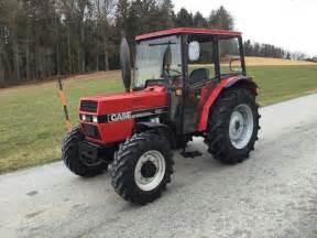 tracteur IH 533