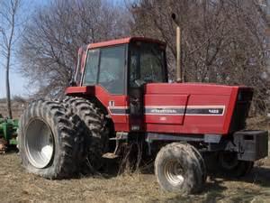 tracteur IH 5488