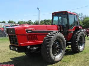 tracteur IH 6388