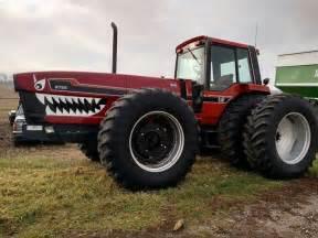 tracteur IH 6788