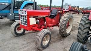 tracteur IH 684