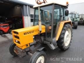 tracteur IH 743