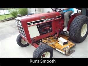 tracteur IH CUB LO-BOY