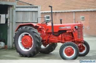 tracteur IH D-430