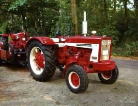 tracteur IH D-514