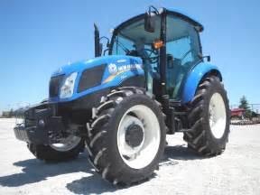 tracteur IH T-4
