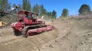 tracteur IH TD-14