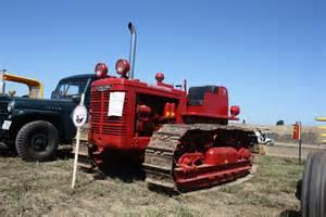 tracteur IH TD-18A