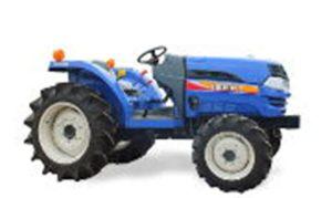 tracteur Iseki AT5390