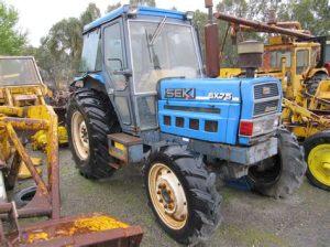tracteur Iseki SX75