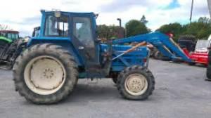 tracteur Iseki SX95