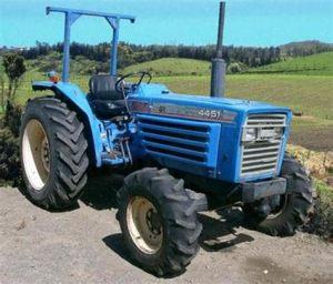 tracteur Iseki T5020