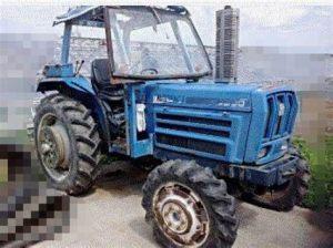 tracteur Iseki T6000