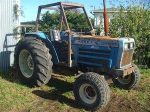 tracteur Iseki T6500