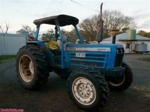 tracteur Iseki T9000