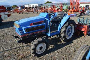 tracteur Iseki TA263