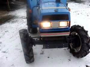 tracteur Iseki TA320