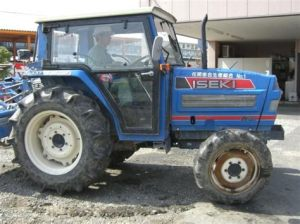 tracteur Iseki TA340