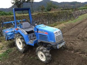 tracteur Iseki TF17F