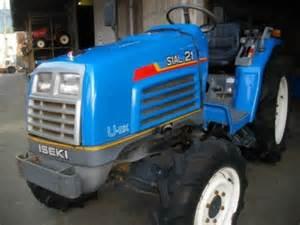 tracteur Iseki TF21F