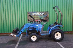 tracteur Iseki TF321