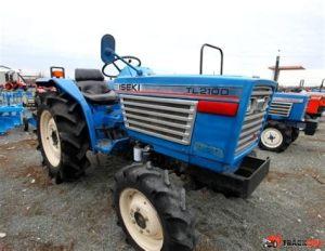 tracteur Iseki TL2100