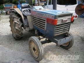 tracteur Iseki TL2101
