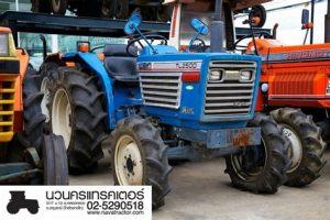 tracteur Iseki TL2500