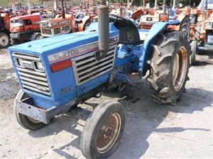 tracteur Iseki TL2700