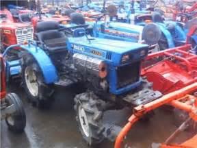 tracteur Iseki TL3700