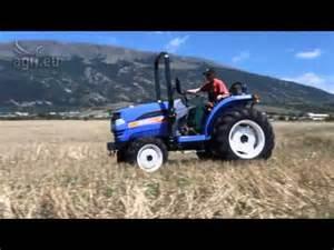 tracteur Iseki TM16