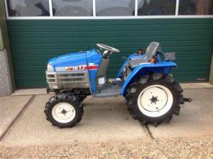 tracteur Iseki TM17