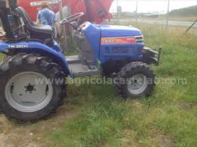 tracteur Iseki TM3200