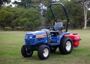 tracteur Iseki TM3245