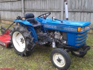 tracteur Iseki TS1610