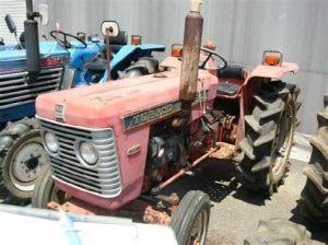 tracteur Iseki TS2200