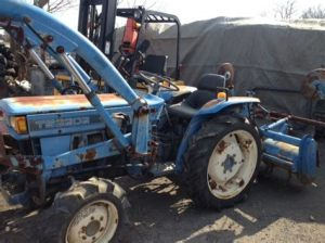 tracteur Iseki TS2202