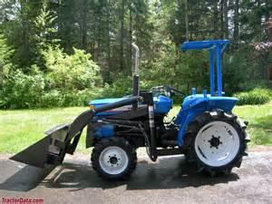 tracteur Iseki TS2420