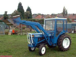 tracteur Iseki TS2810