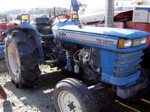 tracteur Iseki TS3910