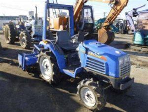 tracteur Iseki TS4010