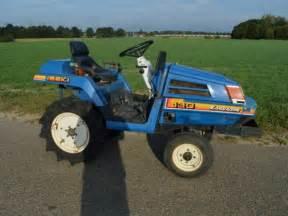 tracteur Iseki TU130