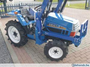 tracteur Iseki TU167