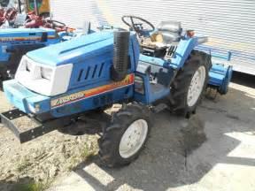tracteur Iseki TU200