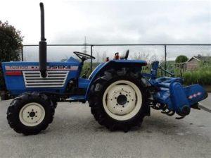 tracteur Iseki TU2100