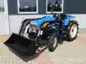 tracteur Iseki TU217