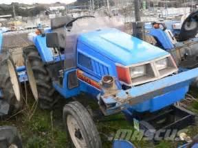 tracteur Iseki TU240