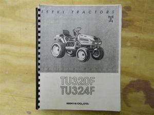 tracteur Iseki TU324