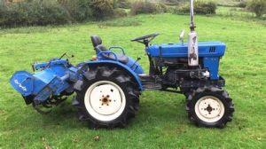 tracteur Iseki TX1500